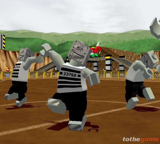 lego football mania gameplayrj