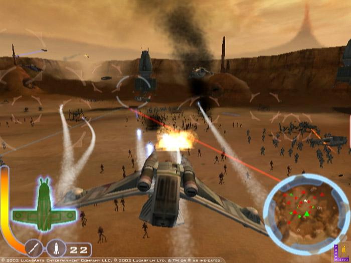 clone wars games
