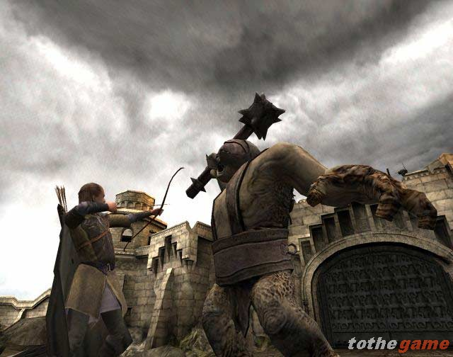 Lord Of The Rings Return Of The King Game Ps