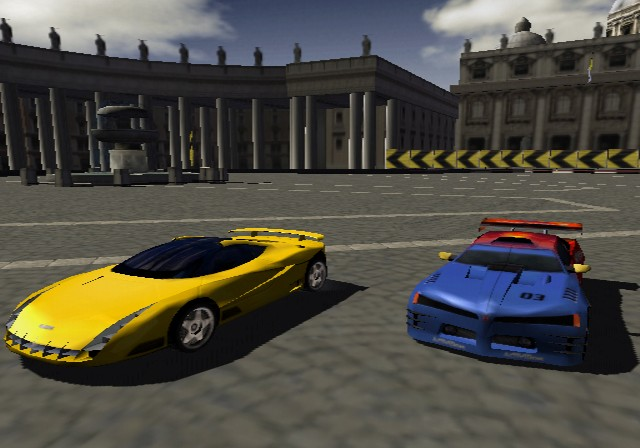 Build Your Own Supercar Game