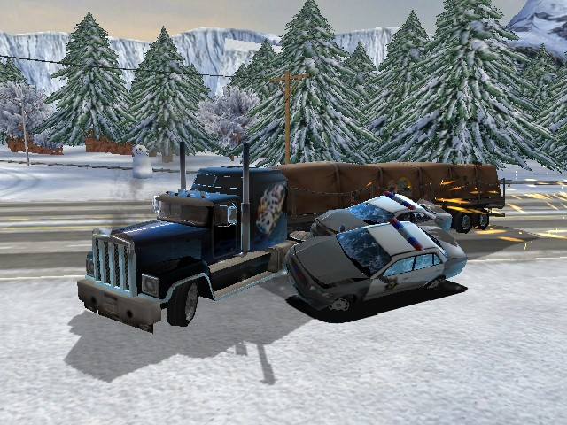 big mutha truckers 2 truck me harder ps2