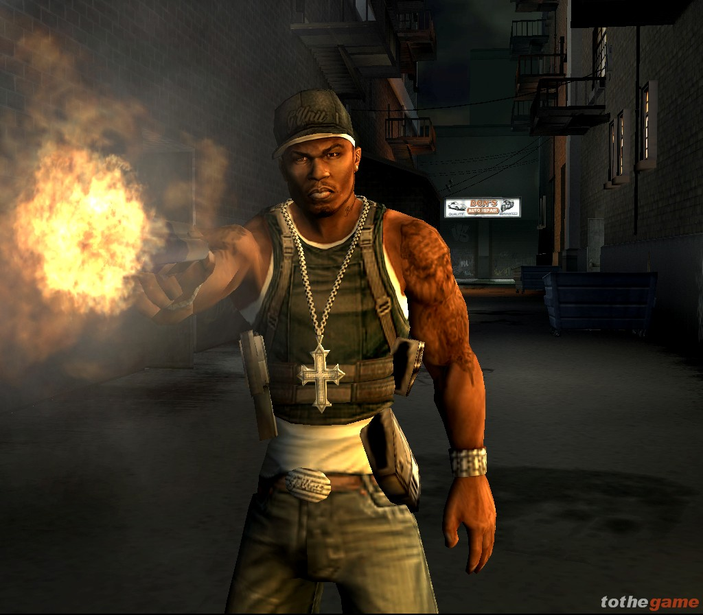50 Cent Bulletproof PC PS2 XBOX