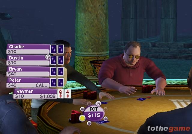 Video poker championship