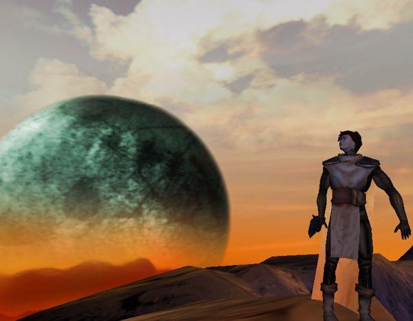 Frank Hebert's Dune Ps2 Walkthrough Menu