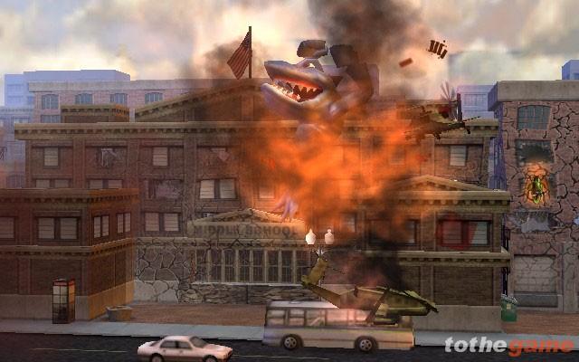 Play Rampage World Tour Online >> Rampage: Total Destruction