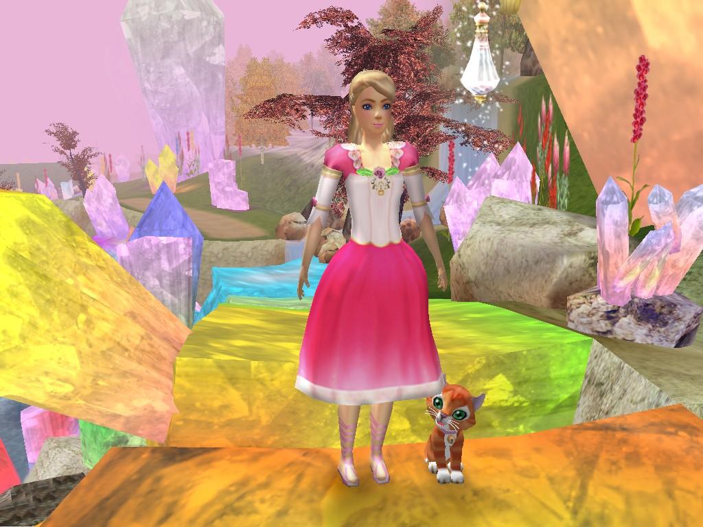 Barbie in the 12 Dancing Princesses   Board Game ...