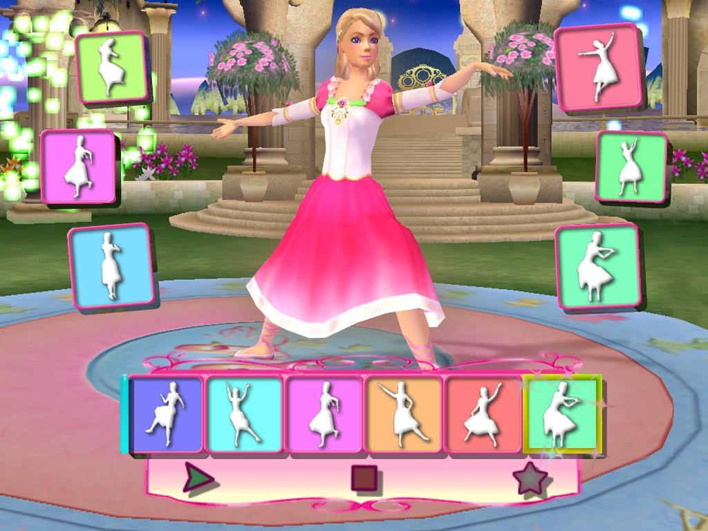 Barbie in the 12 Dancing Princesses Download