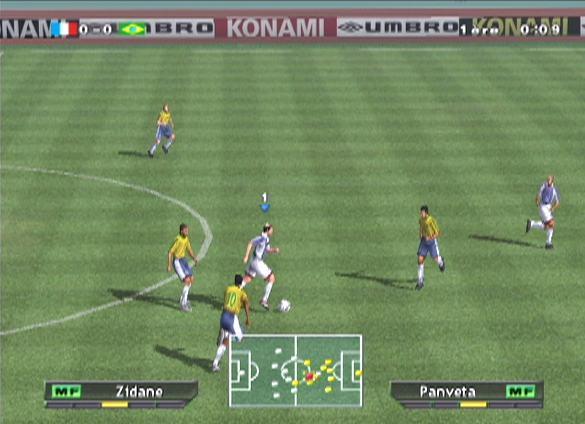 Pro Evolution Soccer (AKA World Soccer Winning Eleven 5