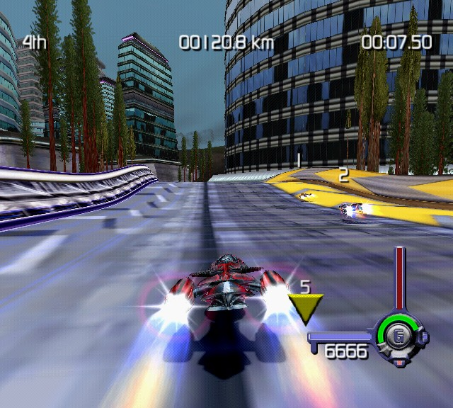 G-surfers ps2 review