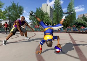 NBA Street Vol. 2 ps2
