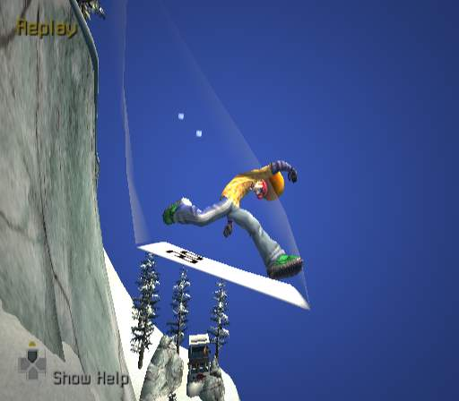 SSX Tricky PS2 2
