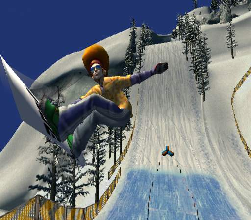 SSX Tricky PS2
