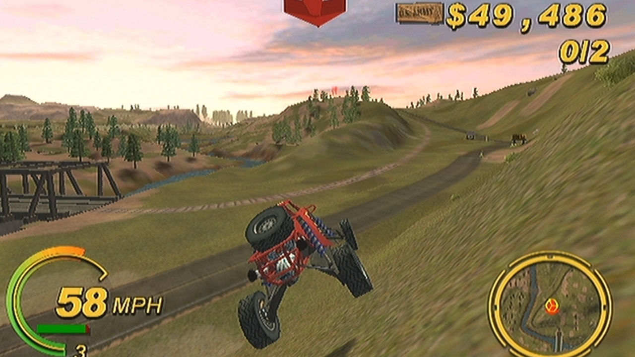 Free Online Road Fighter Car Game