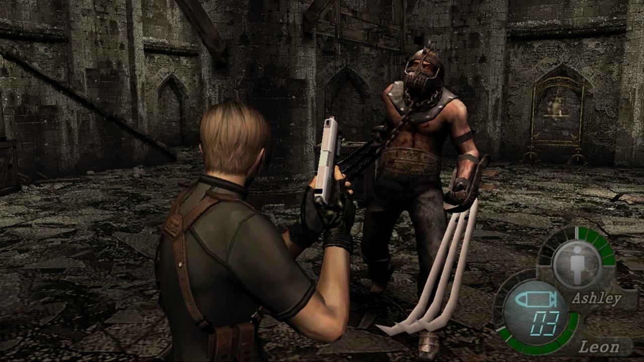 Resident Evil 4 -2