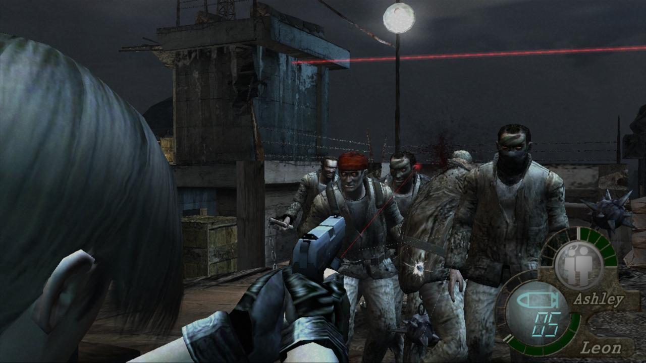 Resident Evil 4 -3
