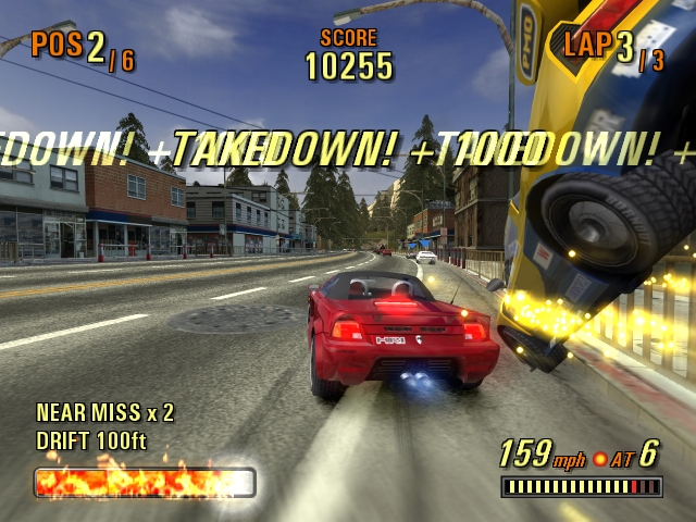 Burnout 3 Takedown PS2