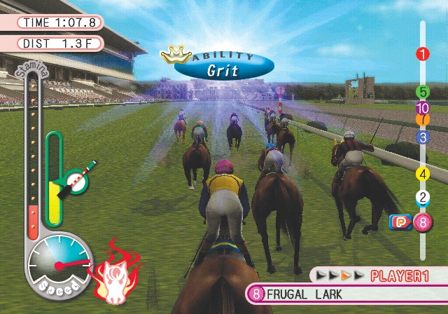 Gallop Racer Aka Gallop Racer 2003 A New Breed