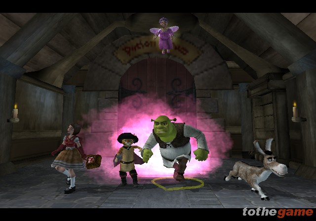 Shrek 2 The Game