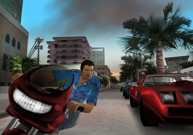 Grand Theft Auto Vice City 3