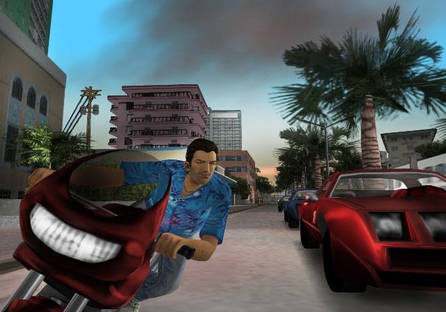 Grand Theft Auto Vice City 3