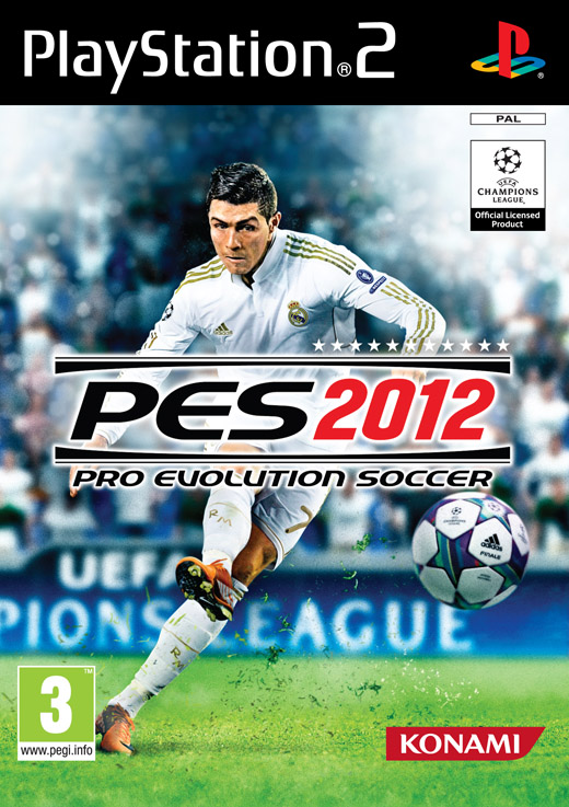 Pro Evolution Soccer 2012 ps2