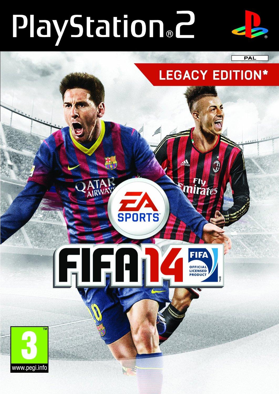 FIFA 14 PS2 box