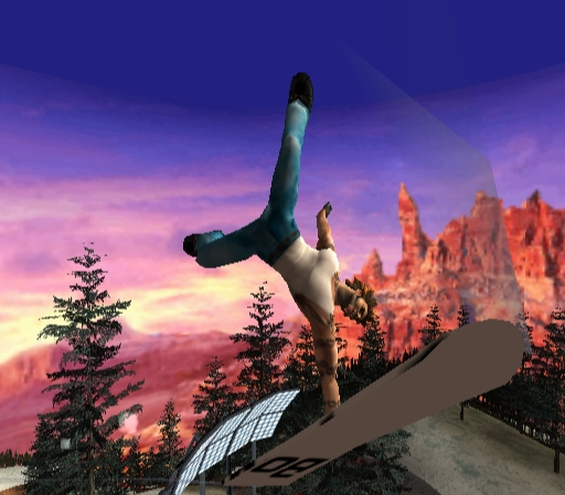 SSX Tricky PS2 3