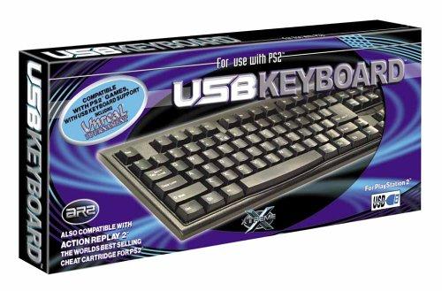 Datel PS2 Keyboard