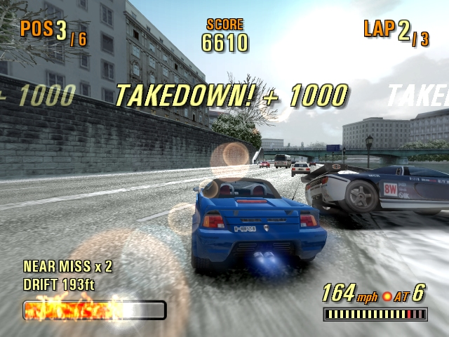 Burnout 3 Takedown Ps2 -