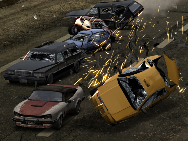 Burnout Revenge  PS2
