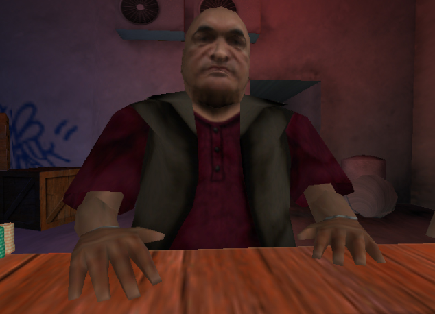 Poker Masters PS2 Screenshot