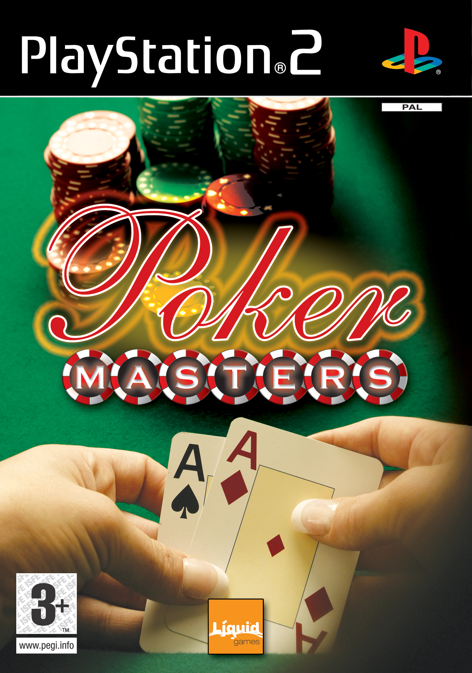 Raising the stakes with Poker Masters